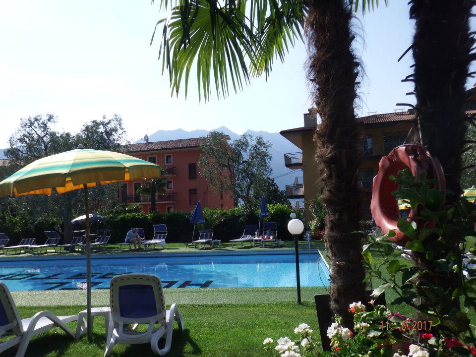 Gartenanlage Hotel Astoria