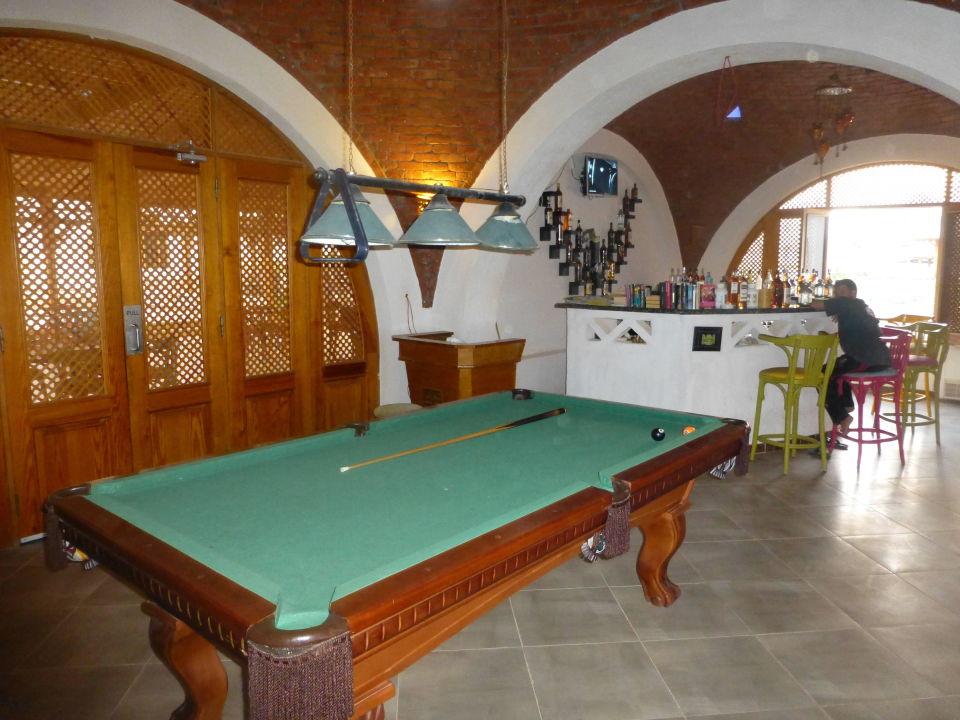 Bar und Billard Aurora Beach Safari Resort