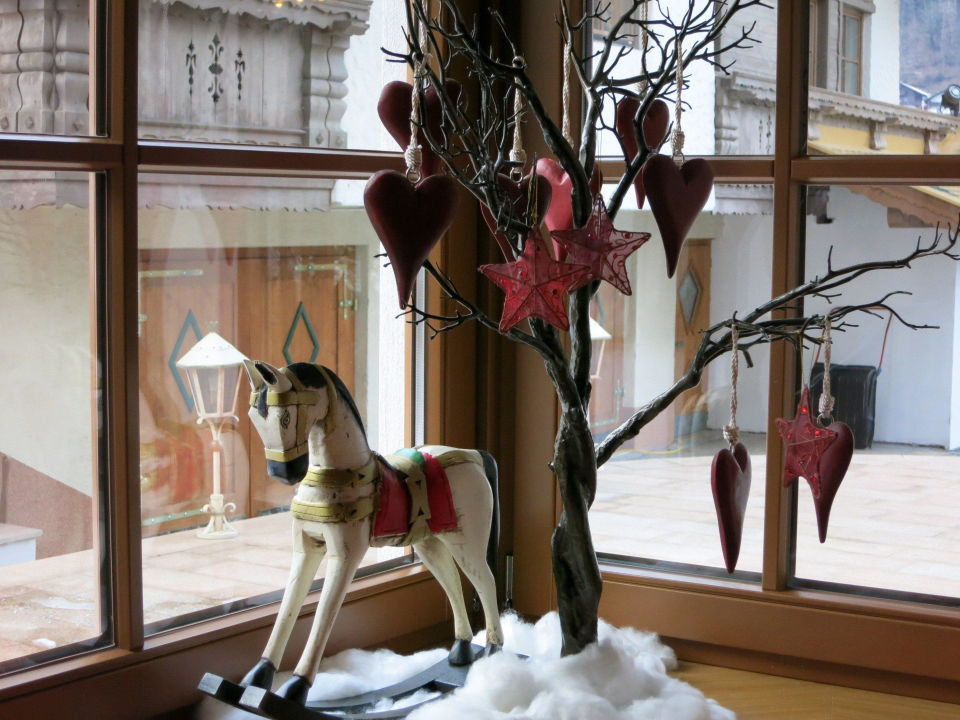 Weihnachtsdeko österreich.Weihnachtsdeko Hotel Dornauhof Finkenberg Holidaycheck Tirol
