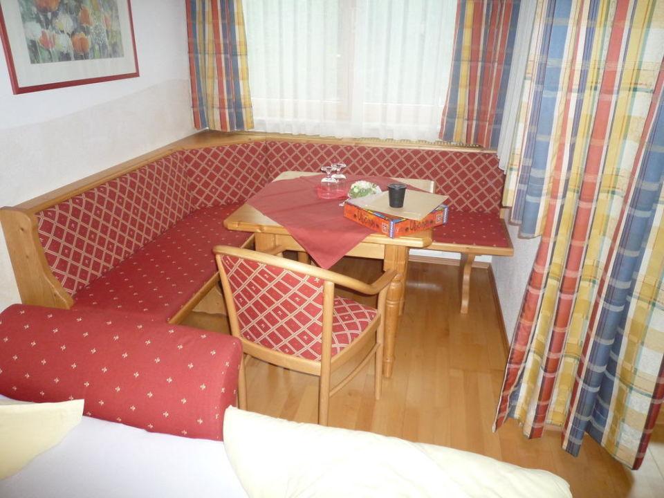 Eckbankgruppe  Hotel Gartnerkofel