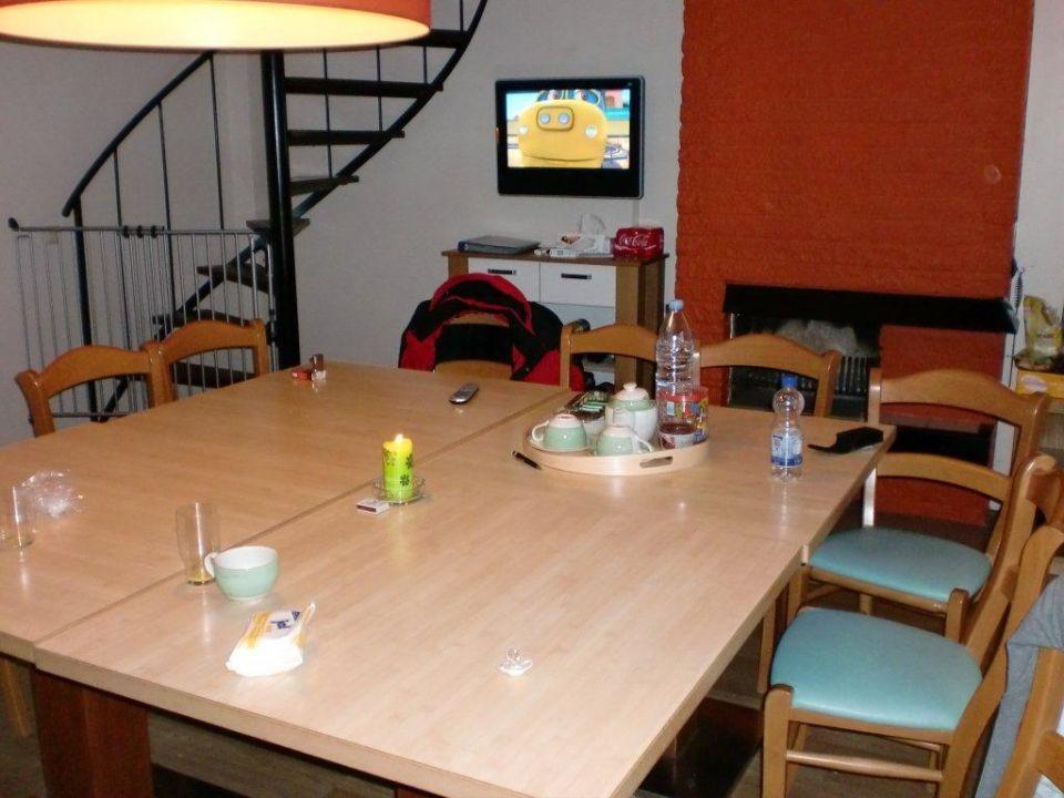 Esszimmer, 12 Pers.VIP Haus Center Parcs Port Zélande
