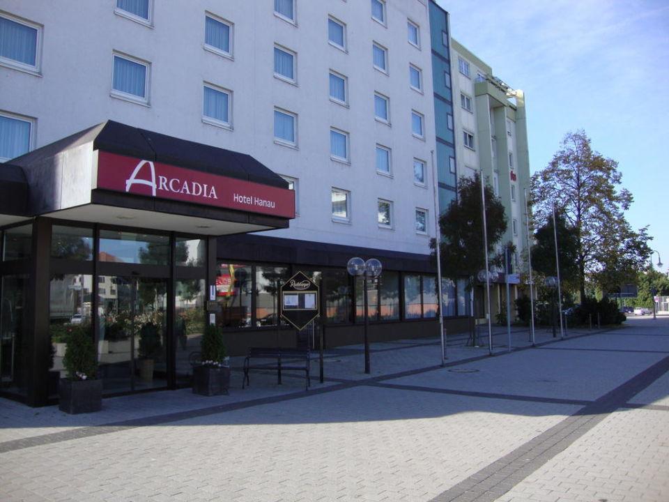 Arcadia Hotel Hanau PLAZA Hotel Hanau