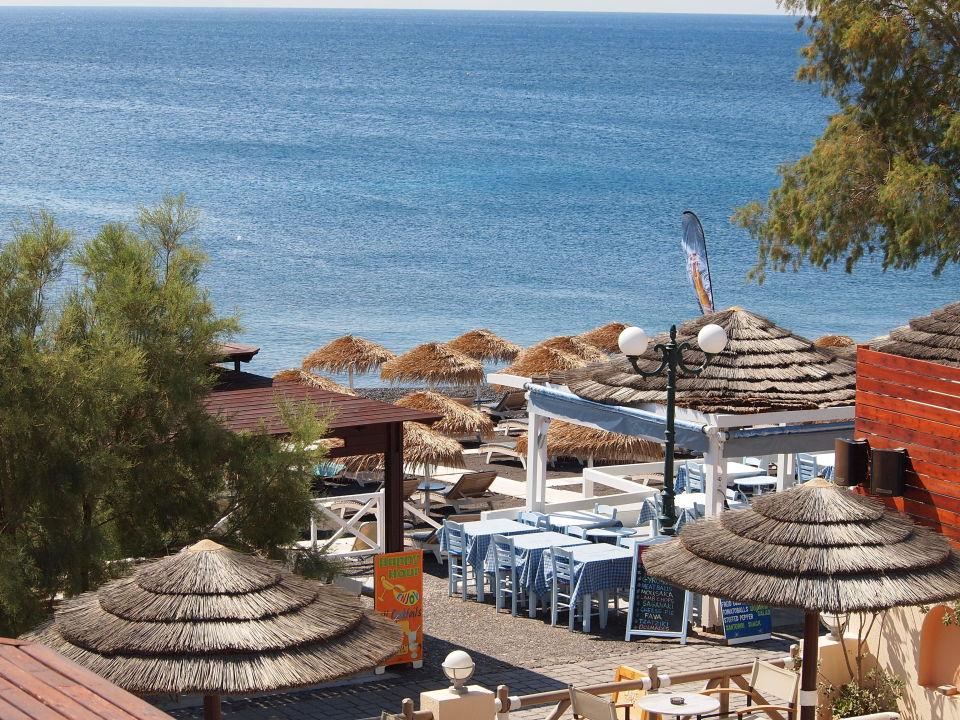 Ausblick vom Hotelzimmer Hotel Enjoy Villas