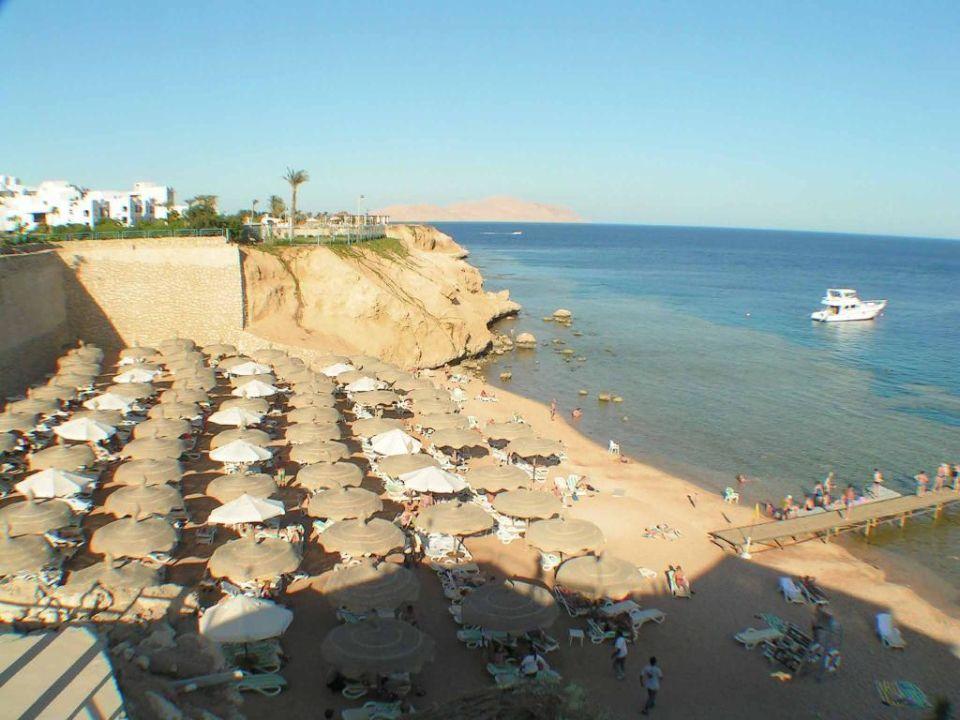 Der Strand! Dessole Royal Rojana Resort
