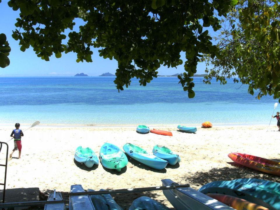 Bure Nr.2 Hotel Castaway Island Resort