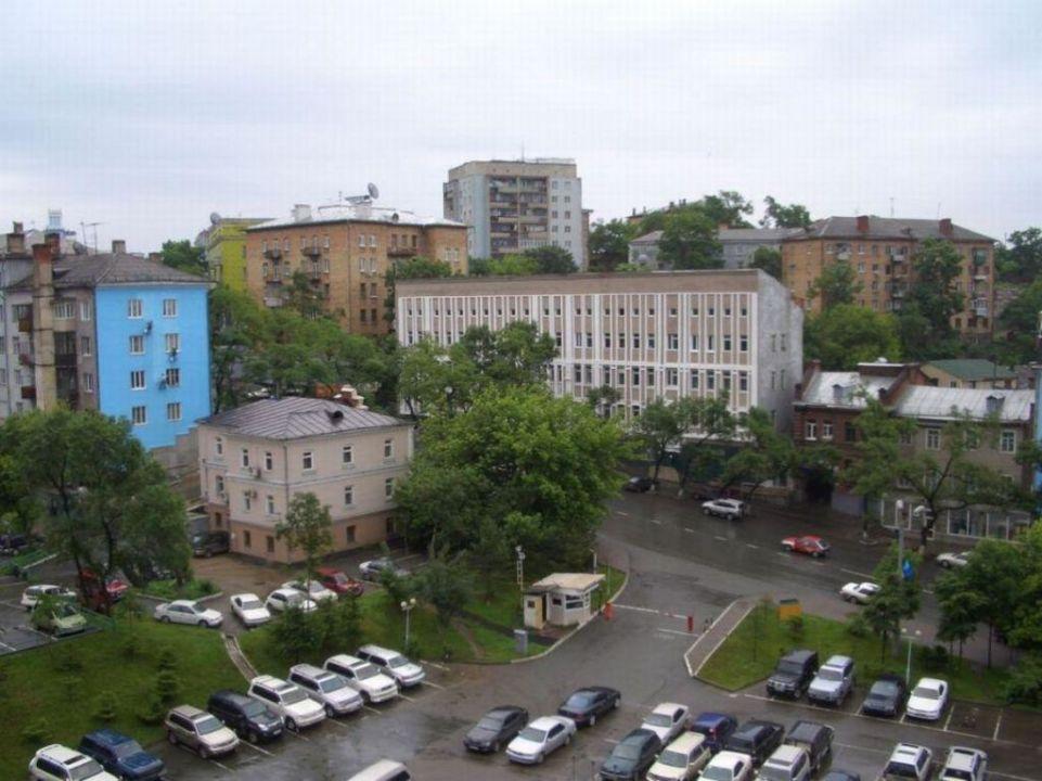 Wladiwostok; Hotel Wladiwostok