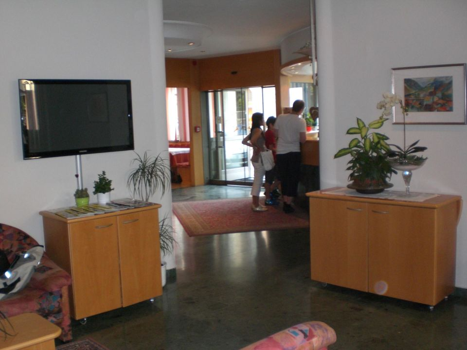 Informationsraum Hotel Post Gries