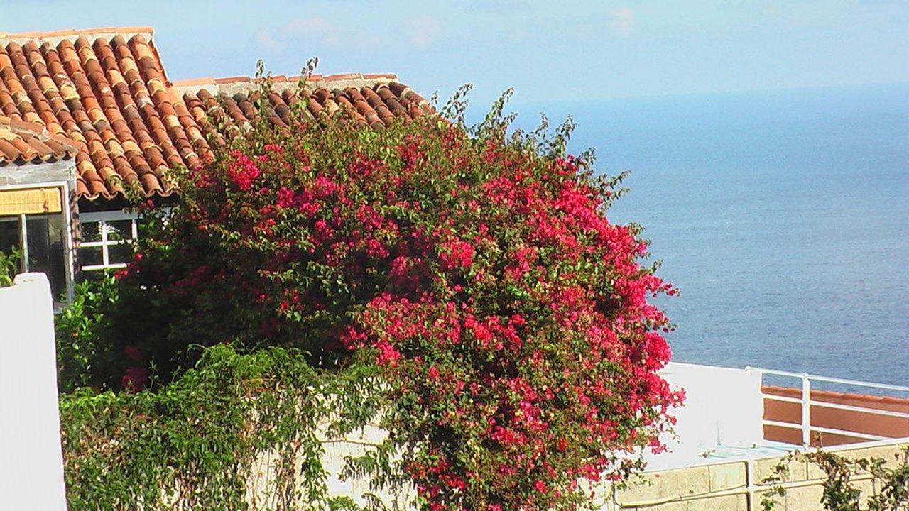 Blick auf das Meer Casa Rural Los Helechos Apartments