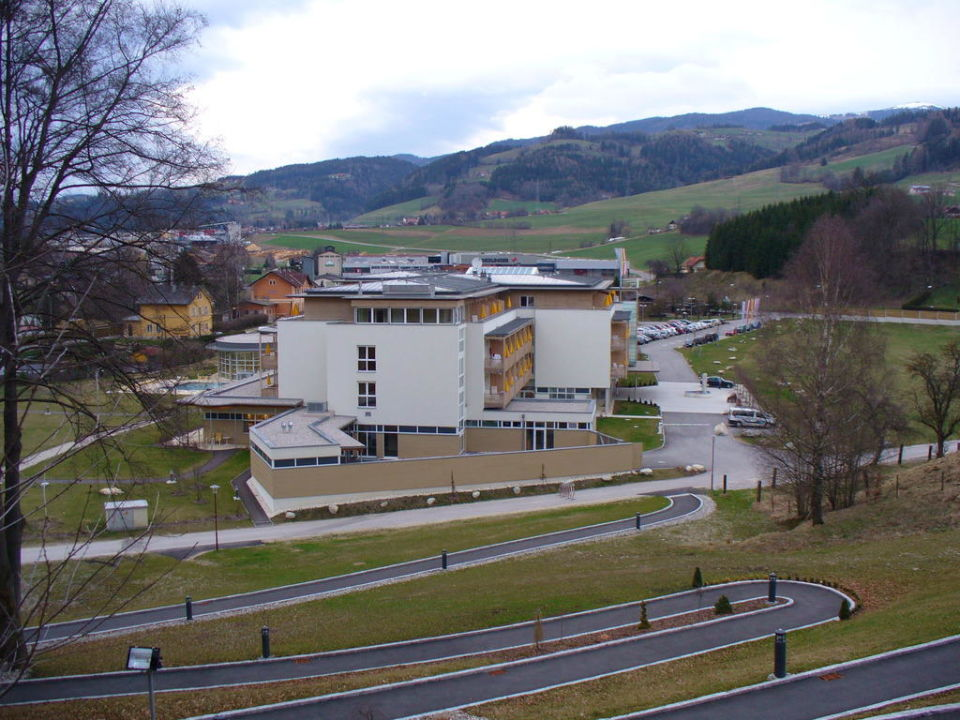 Kurhotel Gesundheitsresort Bad St. Leonhard