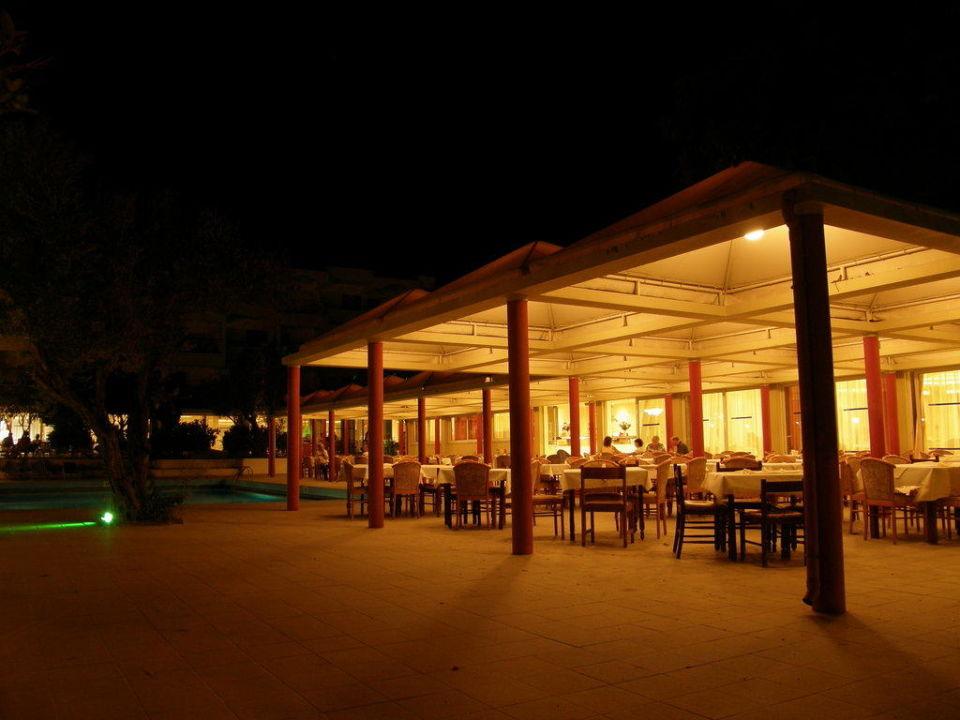 Das Restaurant Hotel Filerimos Village