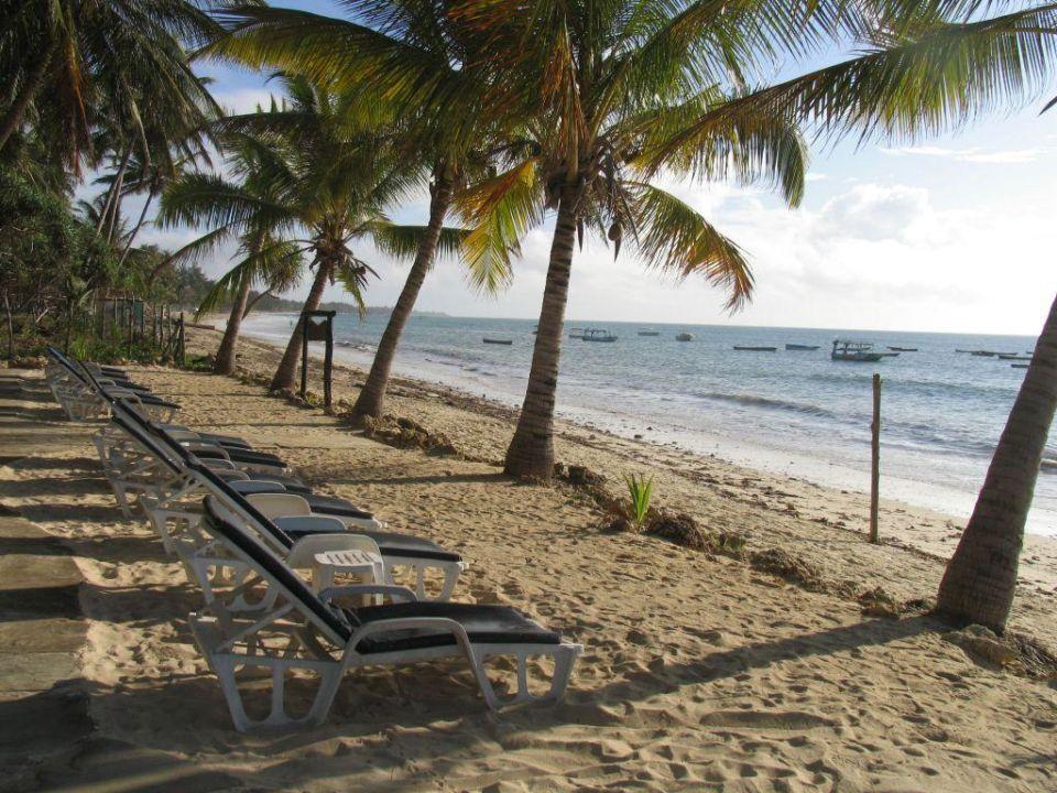 Bild Swimming Pool Hotel Giriama Beach Zu Hotel Mielele