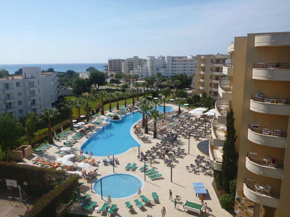 Balkon Aussicht Allsun Hotel Orient Beach Sal Rei Holidaycheck