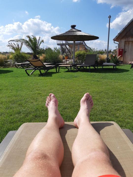 Gartenanlage Tropical Islands Resort