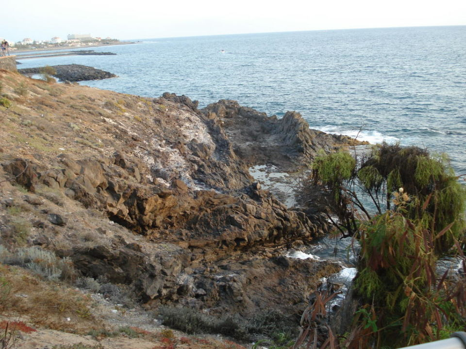 Klippe Am Strand Allsun Hotel Los Hibiscos Costa Adeje