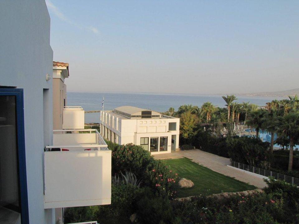 Ausblick aus Zimmer 324 St. George Gardens Hotel  Suites