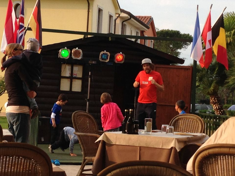 Kinderclub Gasparina Village