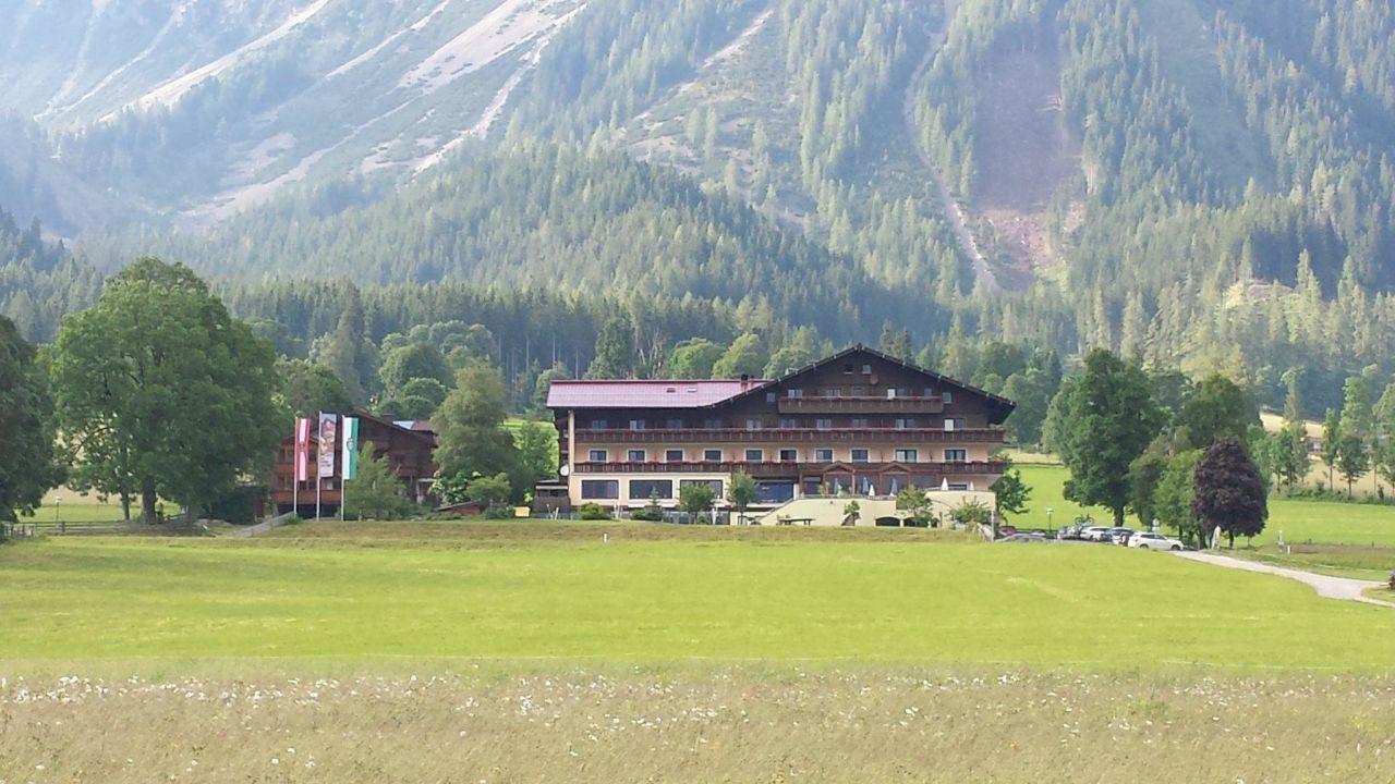 Von Vorne Hotel Berghof