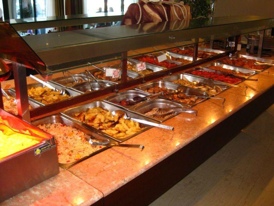 The Buffet Restaurant M Hotel
