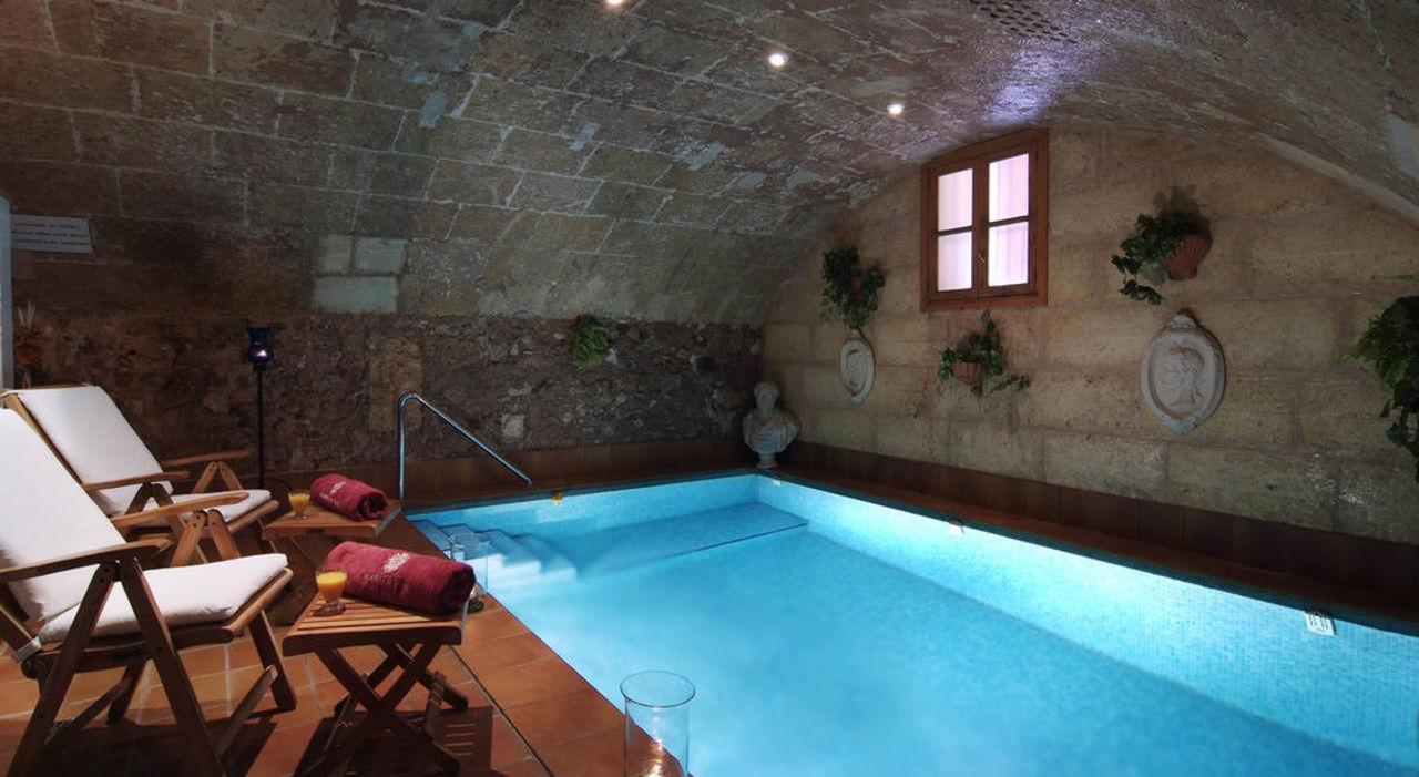 Piscina Hotel Palacio Ca Sa Galesa