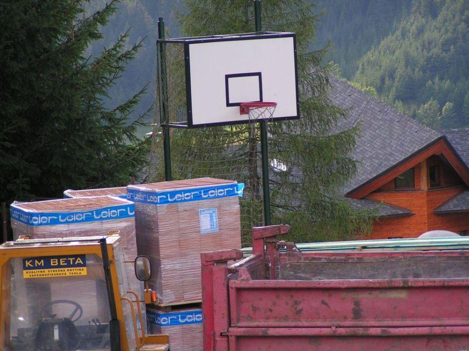 Mehrzwecksportplatz im Sporthotel Donovaly Hotel Donovaly