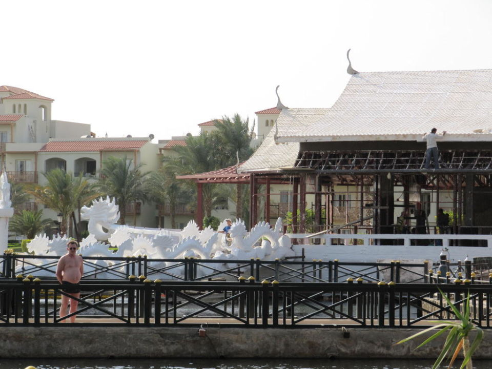 Neues Asia Restaurant Dana Beach Resort