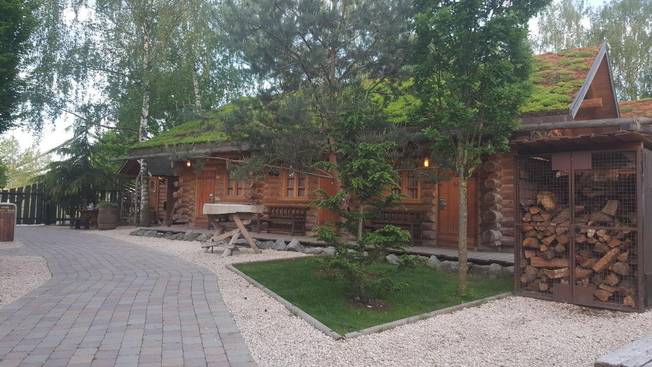blockh tte camp resort europa park rust. Black Bedroom Furniture Sets. Home Design Ideas