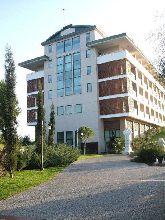 Haupthaus Teil B Voyage Belek Golf & Spa