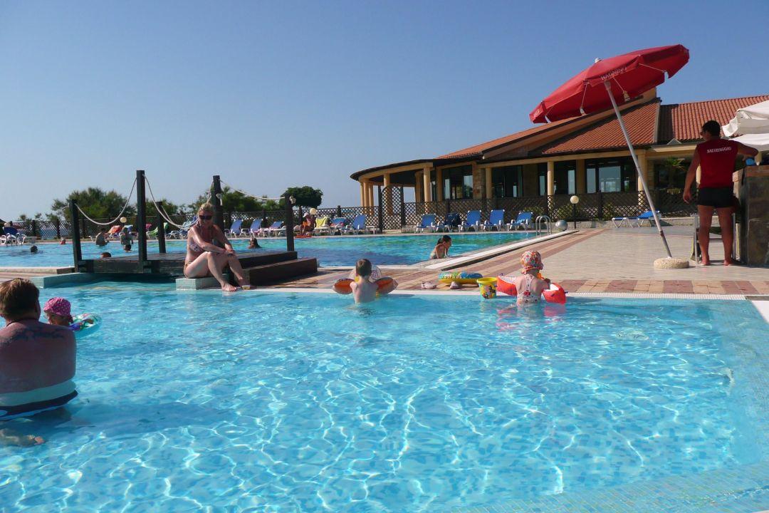 Hotel Villaggio Torre Ruffa Robinson Bewertung