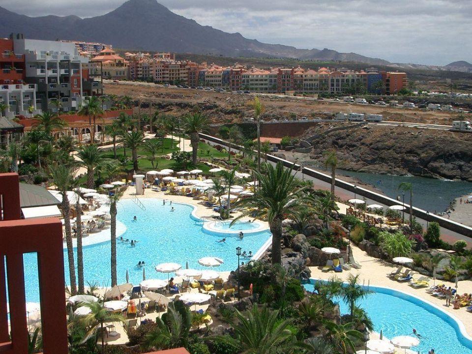 Hotel Jardines De Nivaria Costa Adeje Tenerife