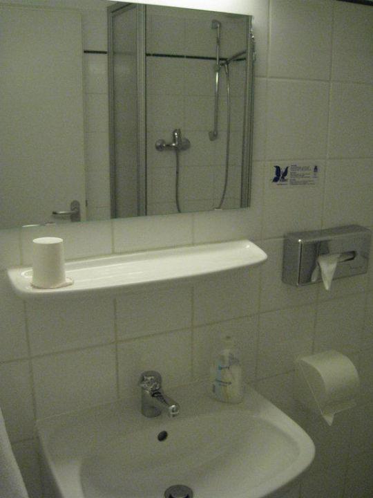 Badezimmer Flair Hotel Reuner
