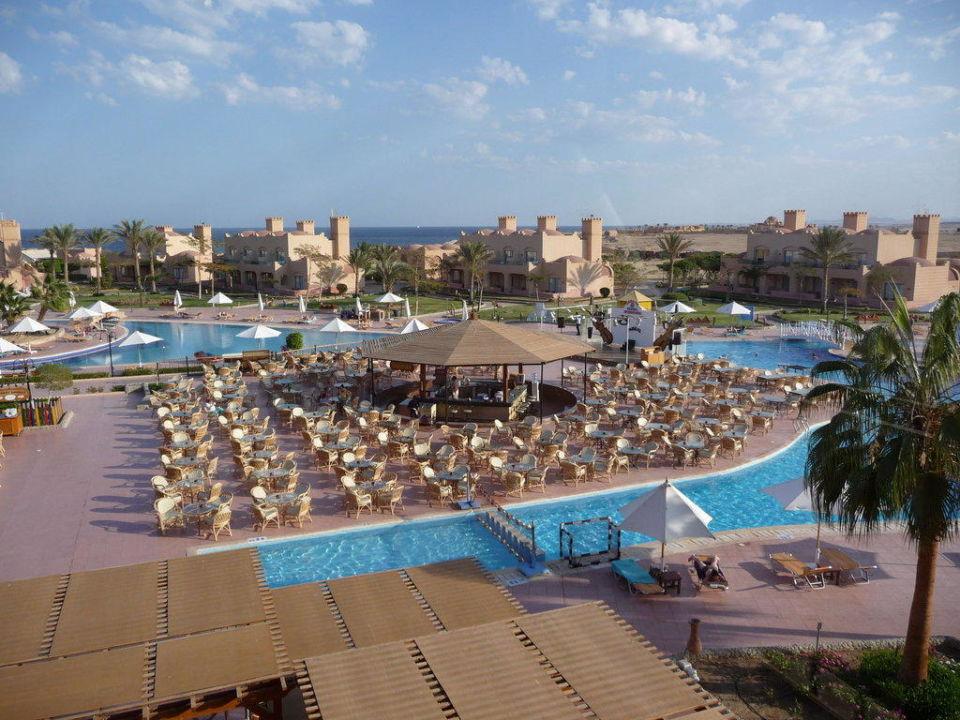 Poolrestaurant Club Calimera Akassia Swiss Resort