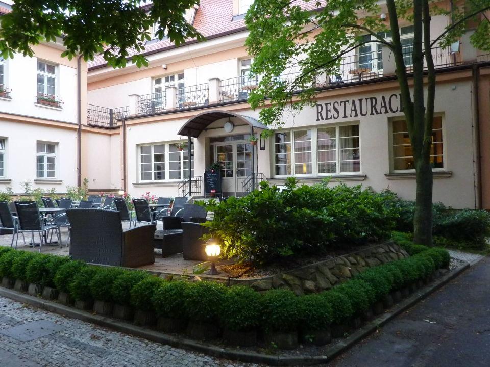 Restaurant Hotel Castle Residence Praha