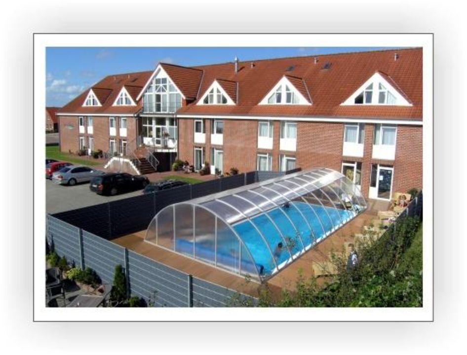 Hotelfront Hotel Aquarius