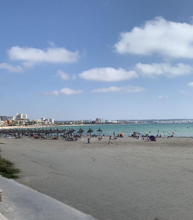 Strand Hotel HM Alma Beach