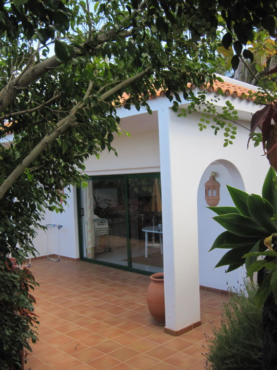 Bungalow terrasse hotel la palma jardin tajuya da for La palma jardin