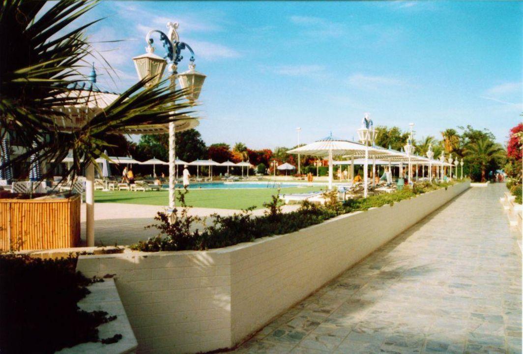 Pool The Grand Hotel Hurghada