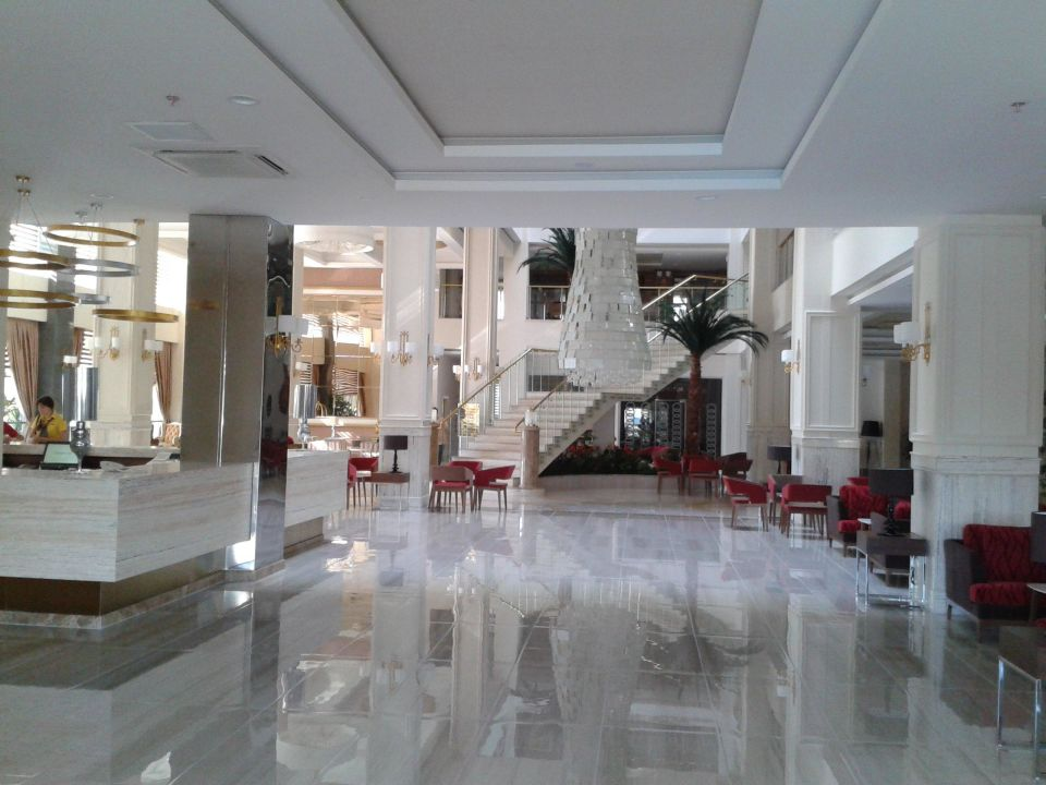Elegante Einrichtung Hotel Royal Garden Select Alanya Konakli