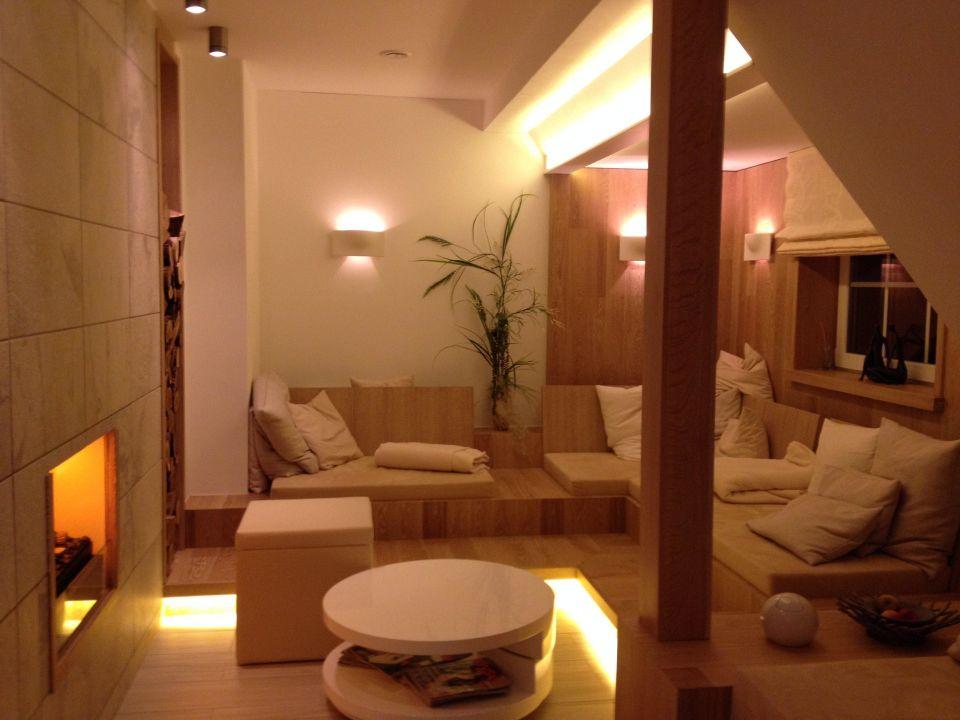 """Chill Ecke chillecke im saunabereich"""" hotel sauerländer hof (hallenberg"""