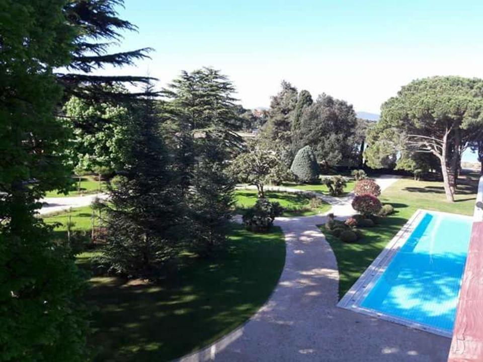 Gartenanlage Falkensteiner Hotel Adriana