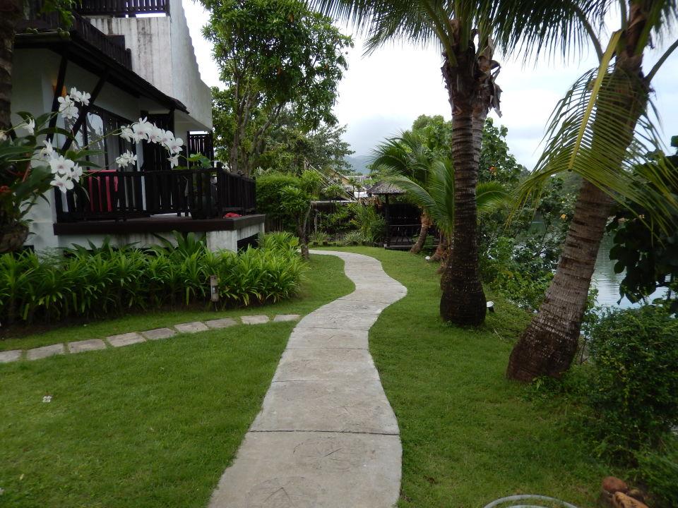 """Gartenanlage"" Aana Resort (Klong Prao Beach ..."