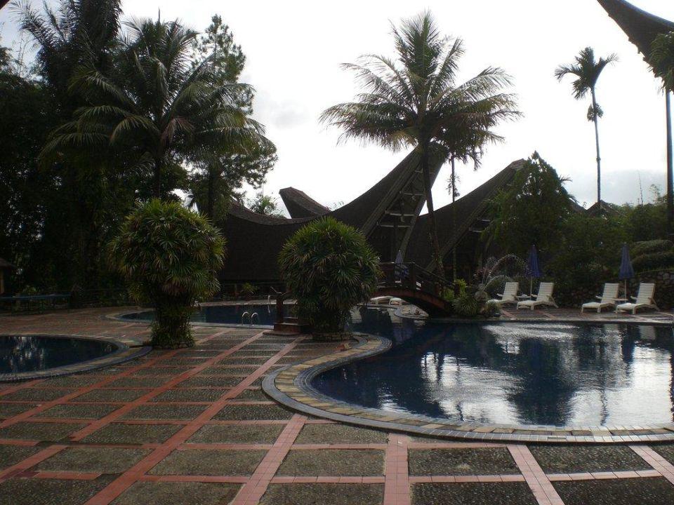 Pool Toraja Heritage Hotel Torajaland Holidaycheck Sulawesi