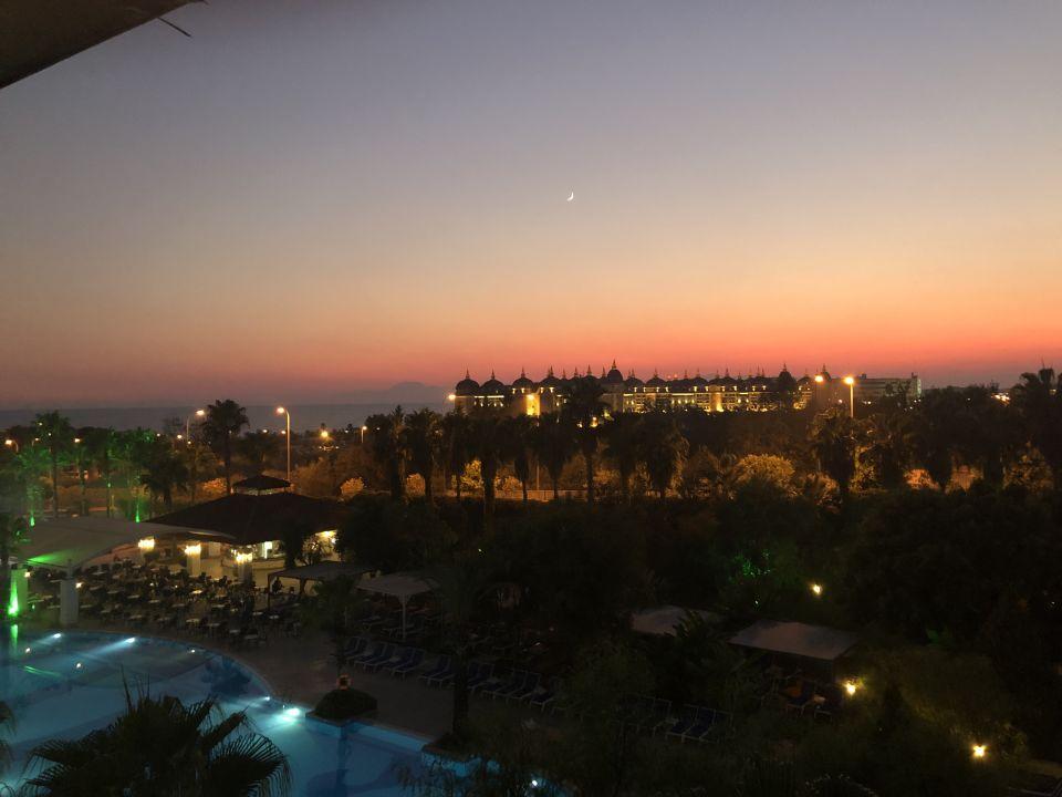 Ausblick Hotel Süral Resort