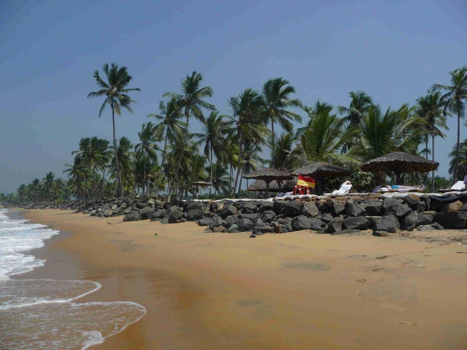 Traumhaft - echt schön ! Hotel Vivanta by Taj Kovalam