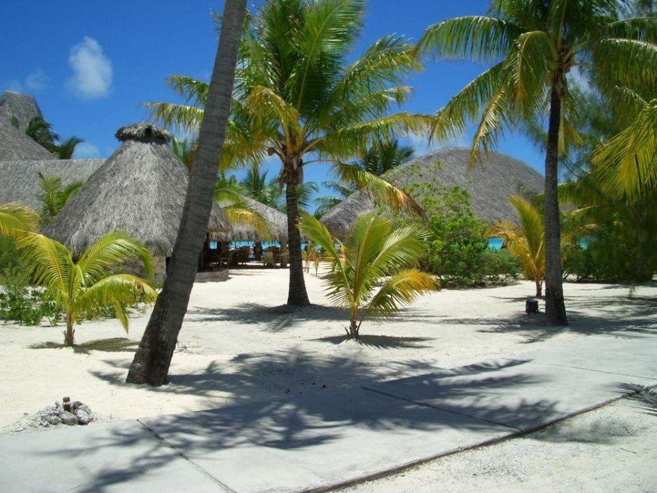 Hotelanlage Hotel Le Meridien Bora Bora