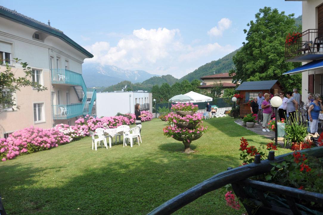 Il giardino Hotel Sandro