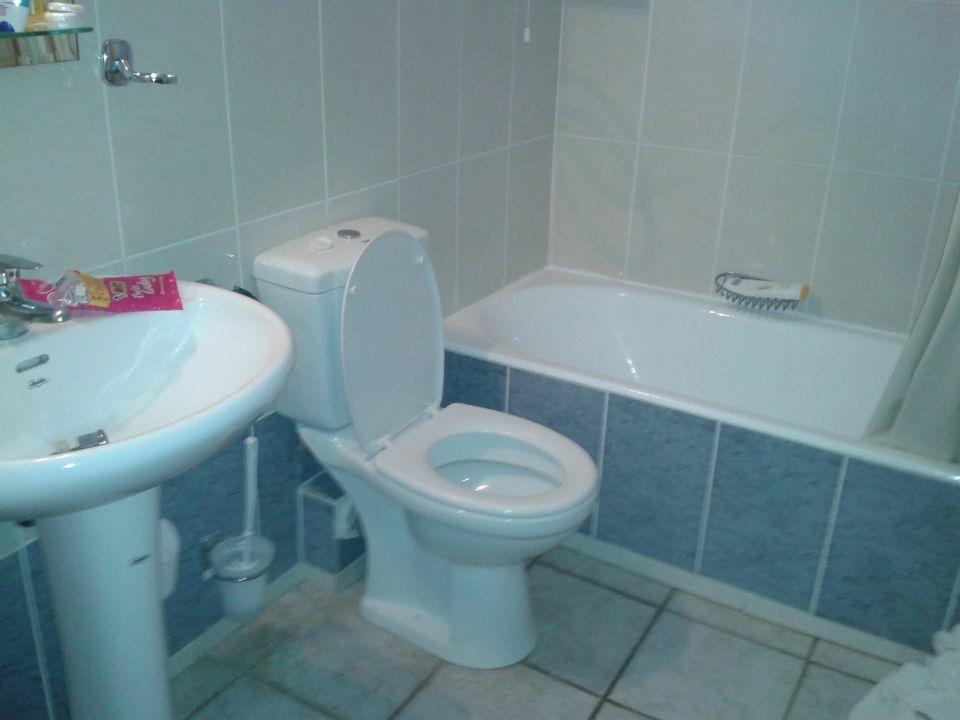 Bad und WC Messina Resort