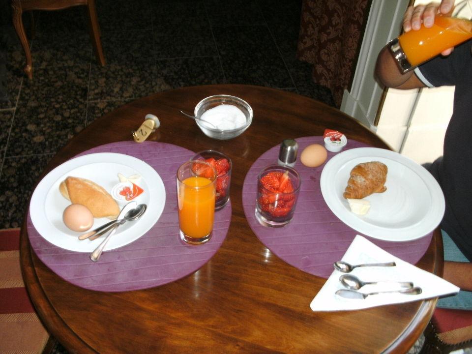 Frühstück! Le Stanze Del Vicerè Boutique Hotel