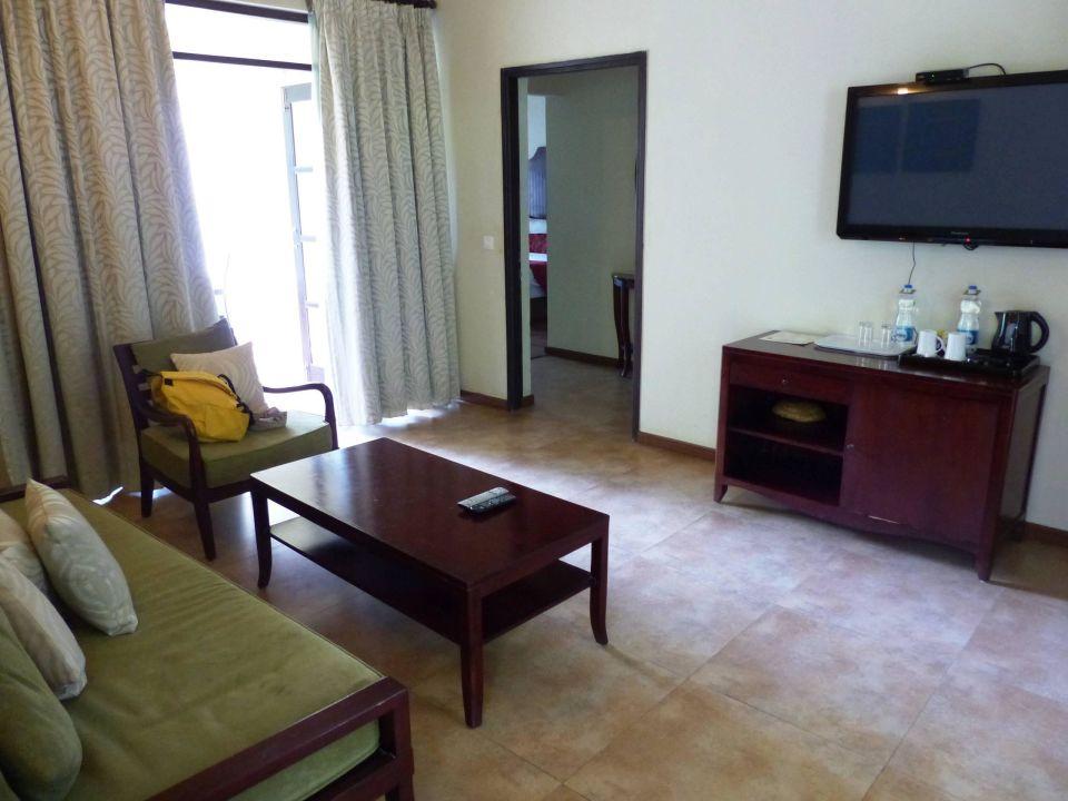 Wohnzimmer Mit Terrassentür Resort Spa The Windflower Coorg