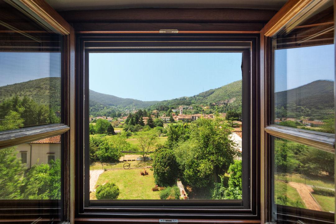 Außenansicht Hotel Villa Rinascimento