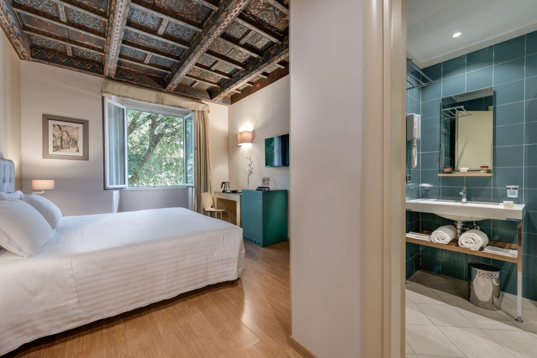 Zimmer Hotel La Fortezza
